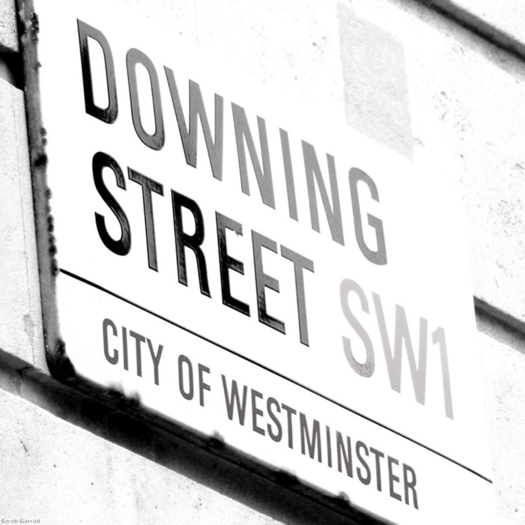 Downing Street: Firming up policy and departments