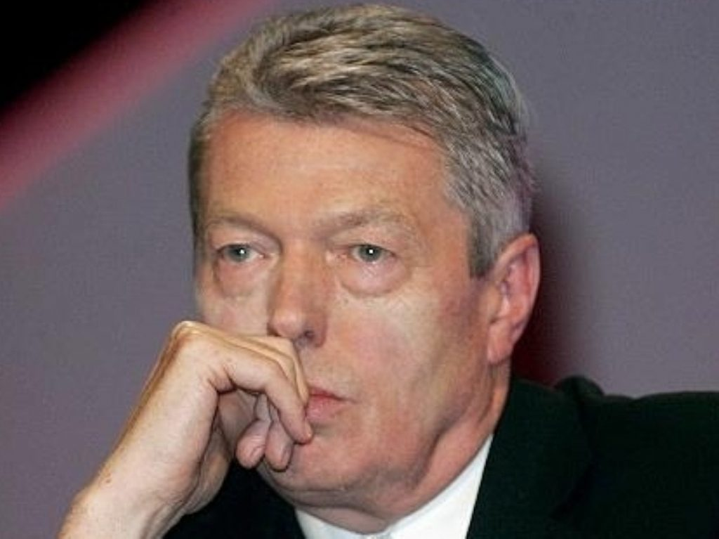Alan Johnson says Labour would stick to halving deficit in four years