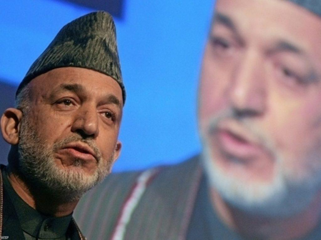 Karzai: US marine's rampage is an unforgivable crime