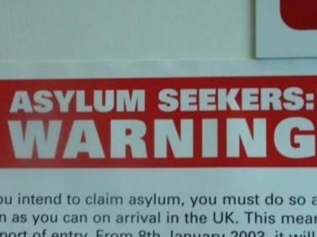 Asylum seekers are being rejected by UKBA on 'patently spurious grounds', which leads to costly appeals.