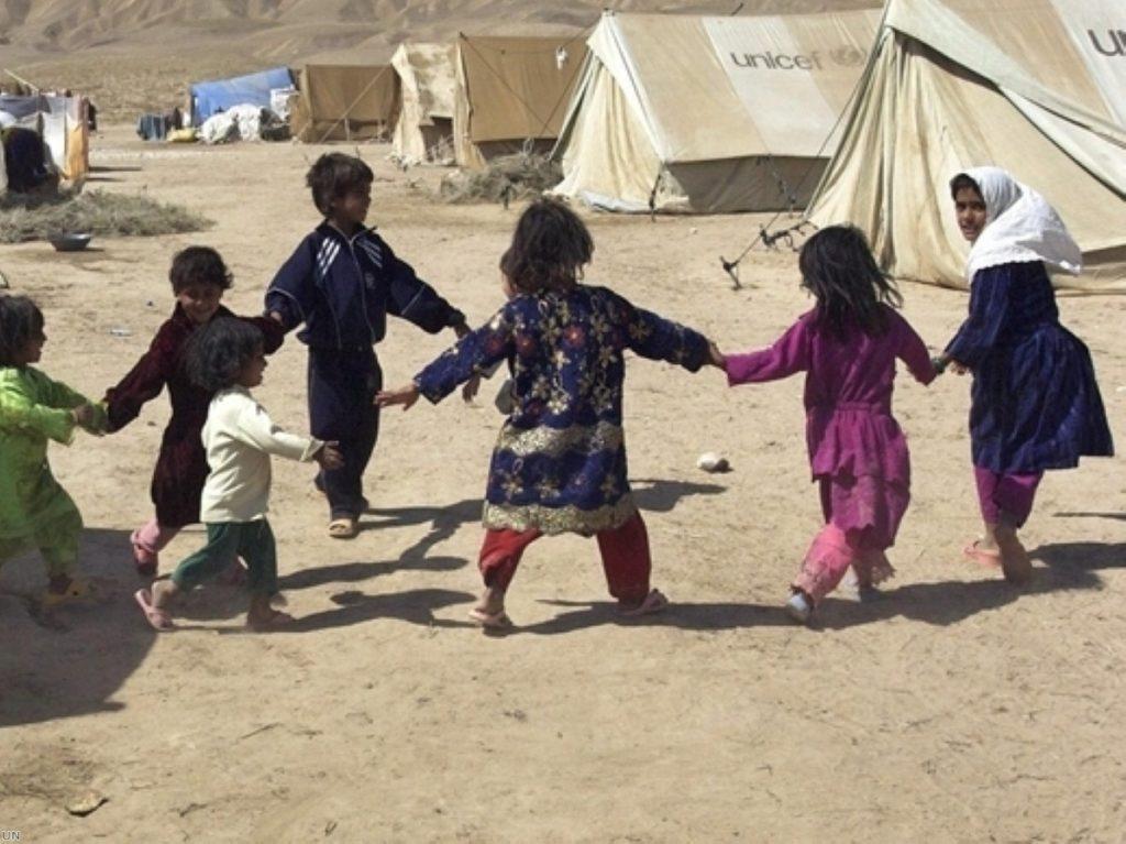Afghan children deaths up 55%