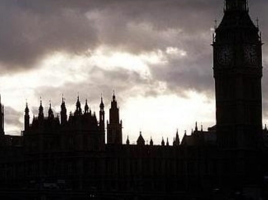 The expenses cloud continues to linger over Westminster