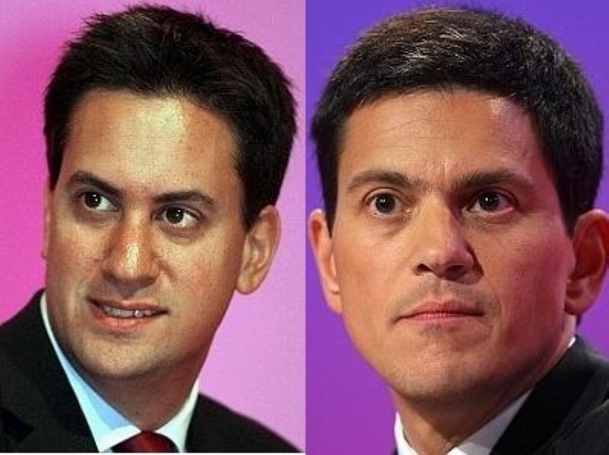 David Miliband predicts no coalition after 2015