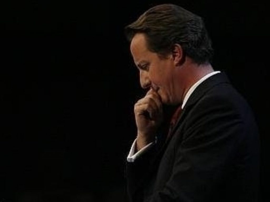 Cameron faces the Common's most influential backbenchers today