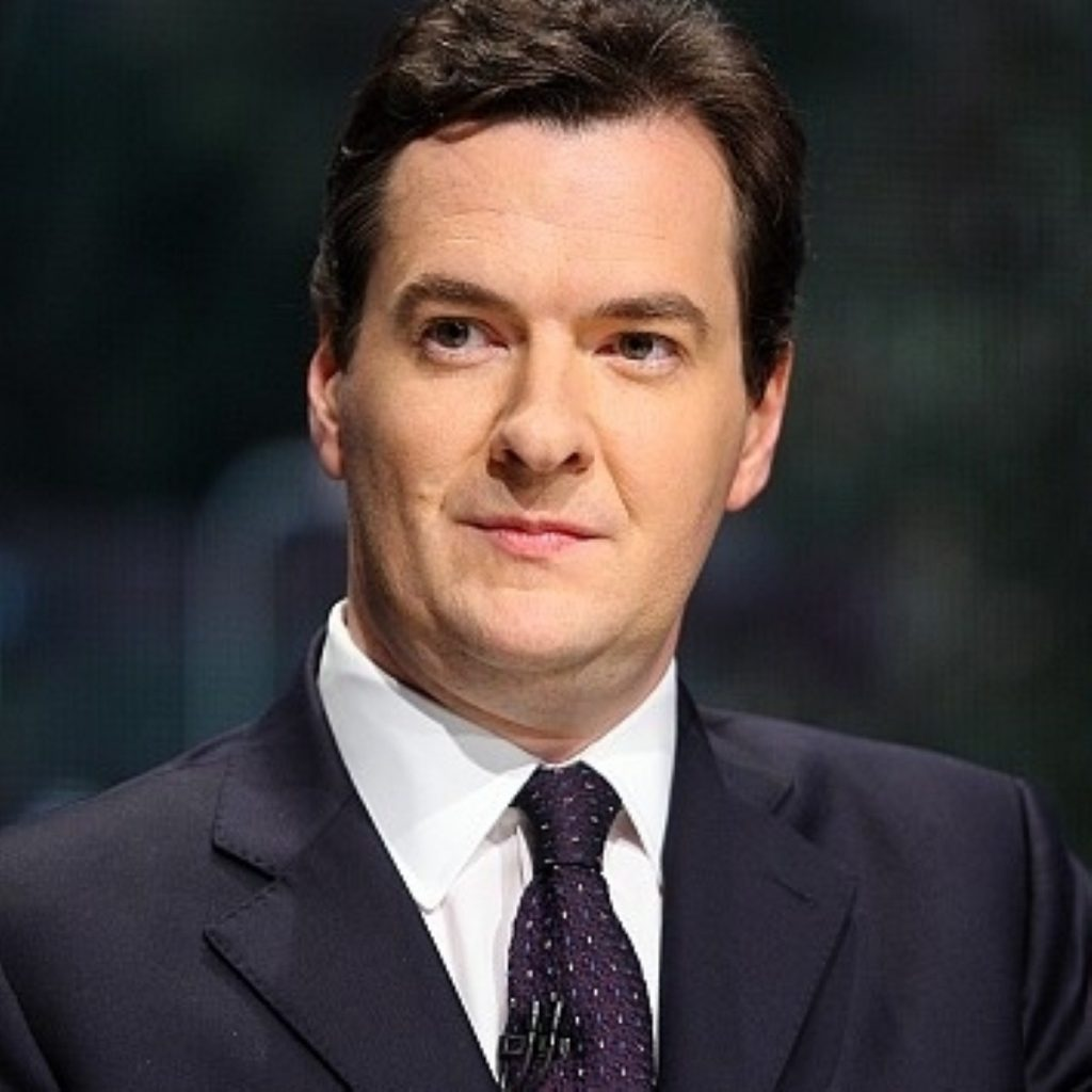 George Osborne set up the OBR shortly after the general election in May.