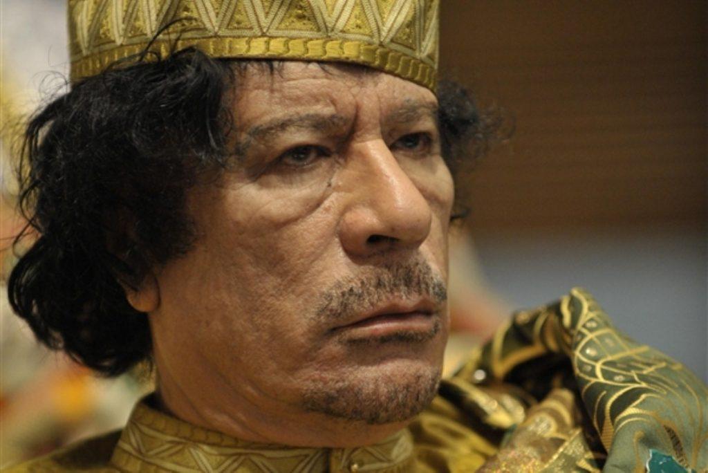 Muammar Gaddafi: A wanted man
