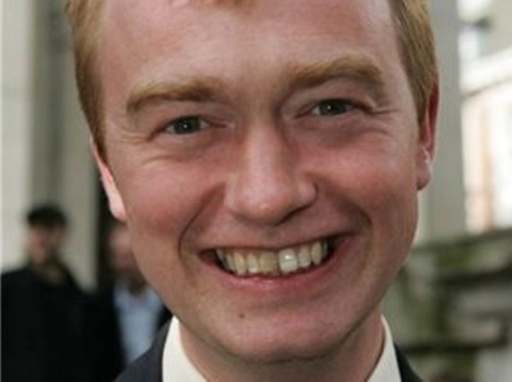 Tim Farron, Liberal Democrat president,  comments on the committee on standards in public fife's report into political party funding