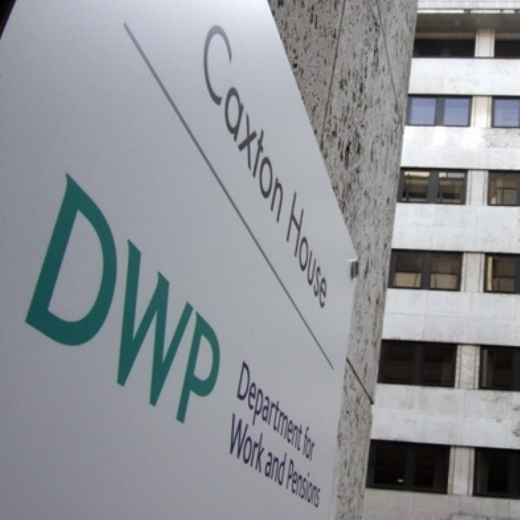 DWP has made clear fraud problems were much greater under the last government