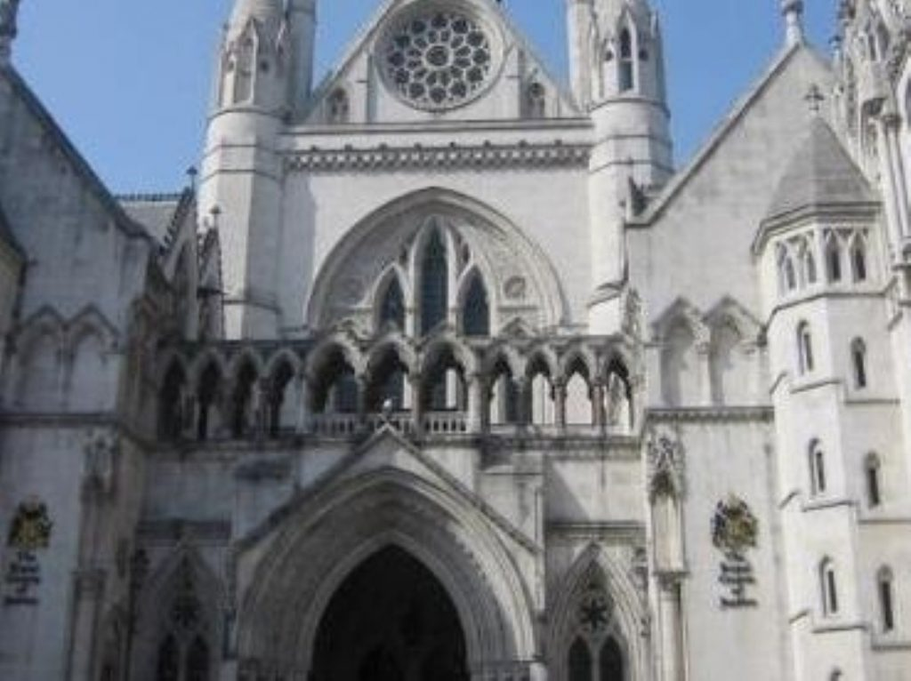 The report calls for more efficient ways of getting cases to court