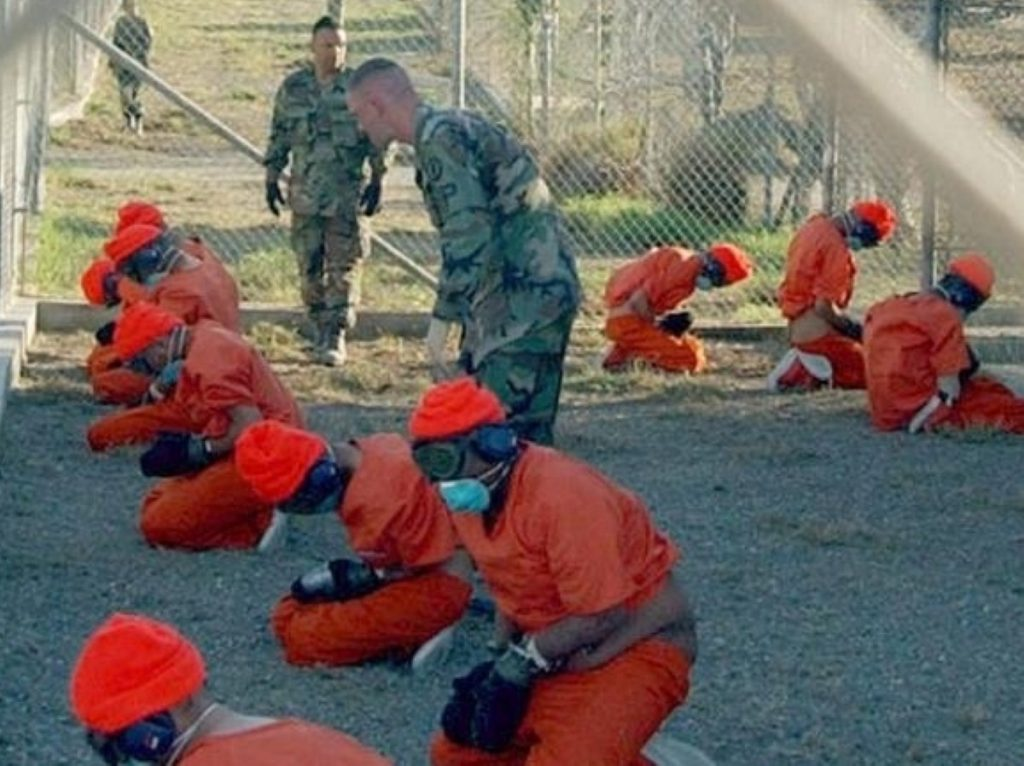British Guantanamo detainees claim British security services colluded in their extradition