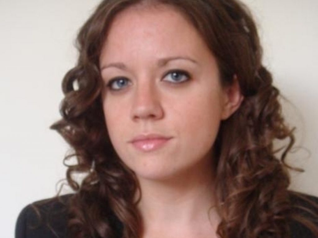 Hannah Redmond works for a leading development charity