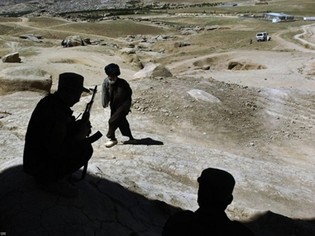 Afghanistan struggle is latest area of disagreement for the pair