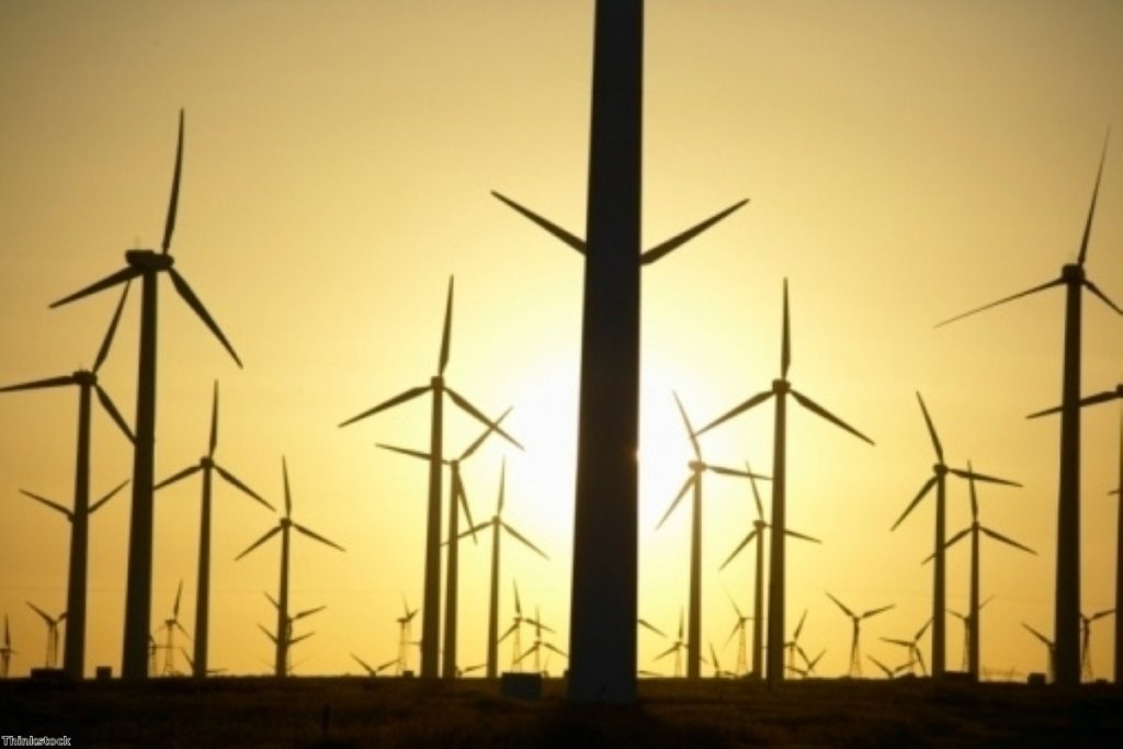 Wind farms: Loved and hated in equal measure.