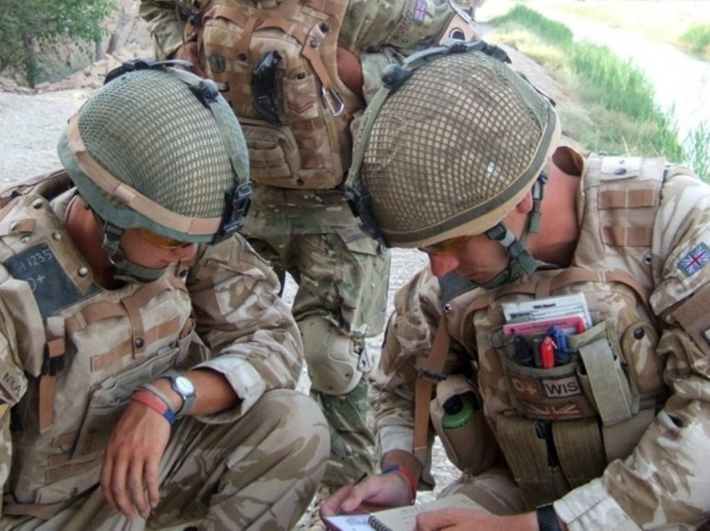 Afghan mission could be prioritised in SDSR