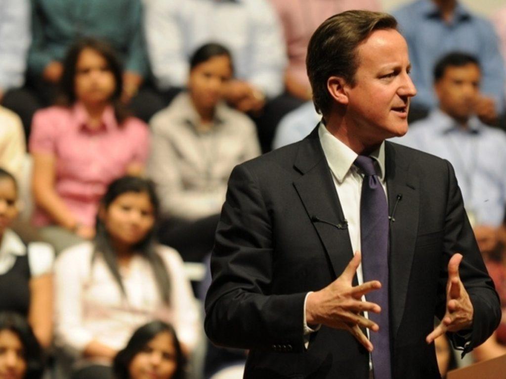 David Cameron attempts to push Pakistan to the top of teh EU's agenda