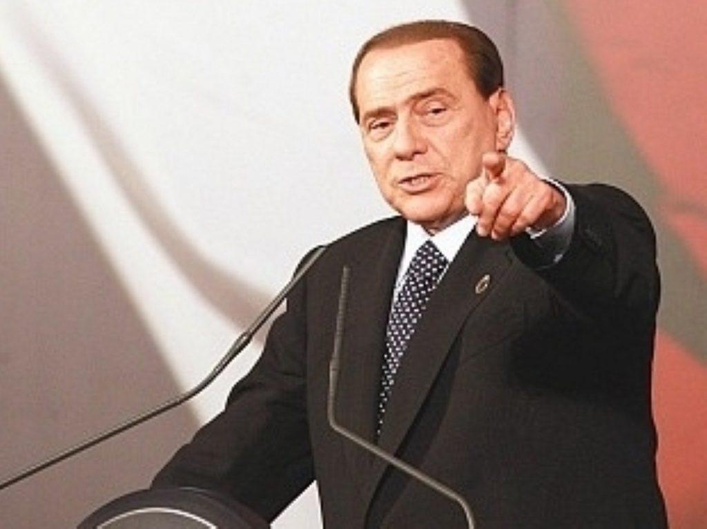 Silvio Berlusconi faces numerous corruption and sexual scandals