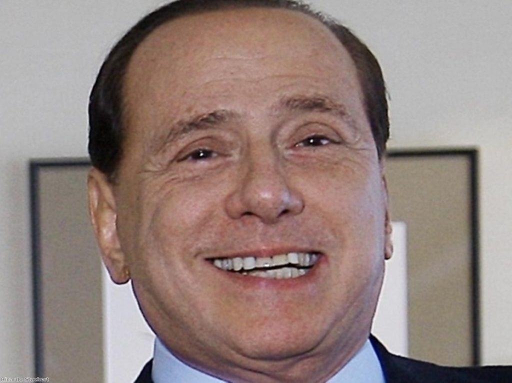 Silvio Berlusconi is the longest serving leader in the G8