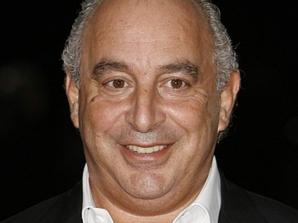 Sir Philip Green to lead efficiency review