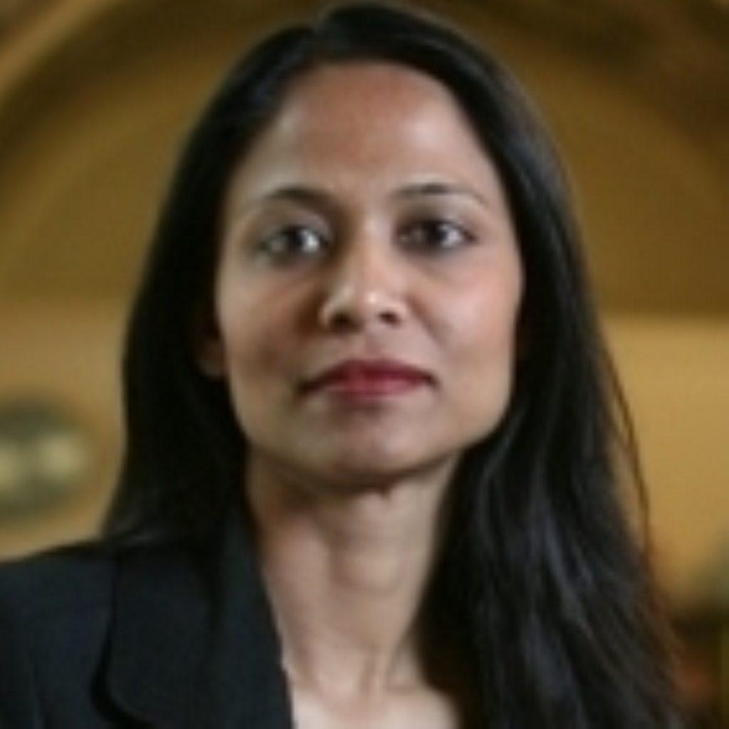 Rushanara Ali stood down over the vote