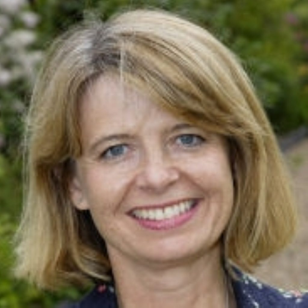 Harriett Baldwin is the Conservative MP for West Worcestershire