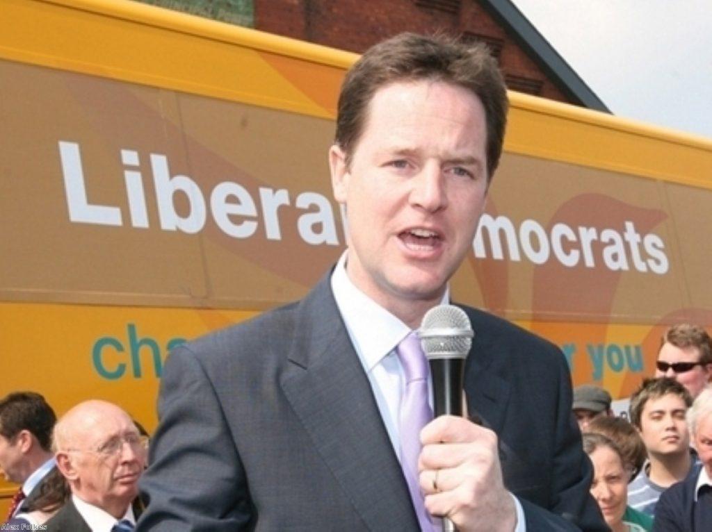 Clegg: Guiding purpose