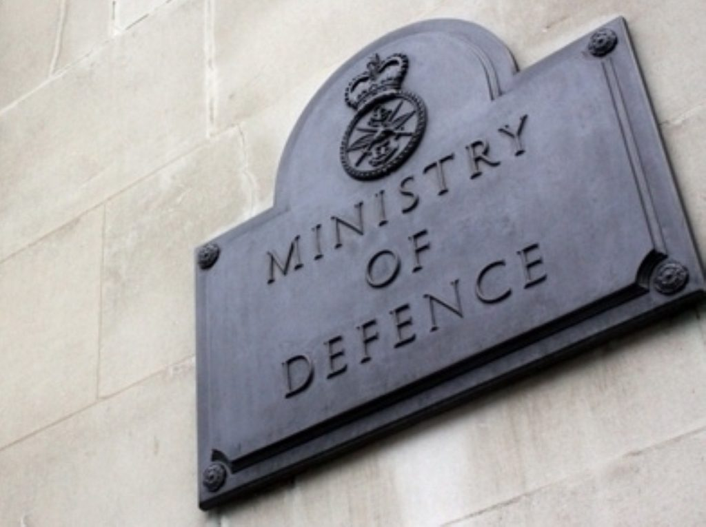MoD has received 6,000 consultations - but MPs say SDSR is not open enough to public consultation