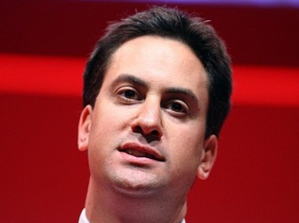 Ed Miliband damned with mediocre praise by Lord Sainsbury