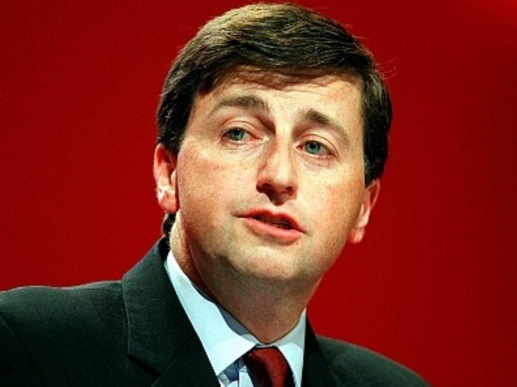 Douglas Alexander worried about lack of centre-left 'spectacle'