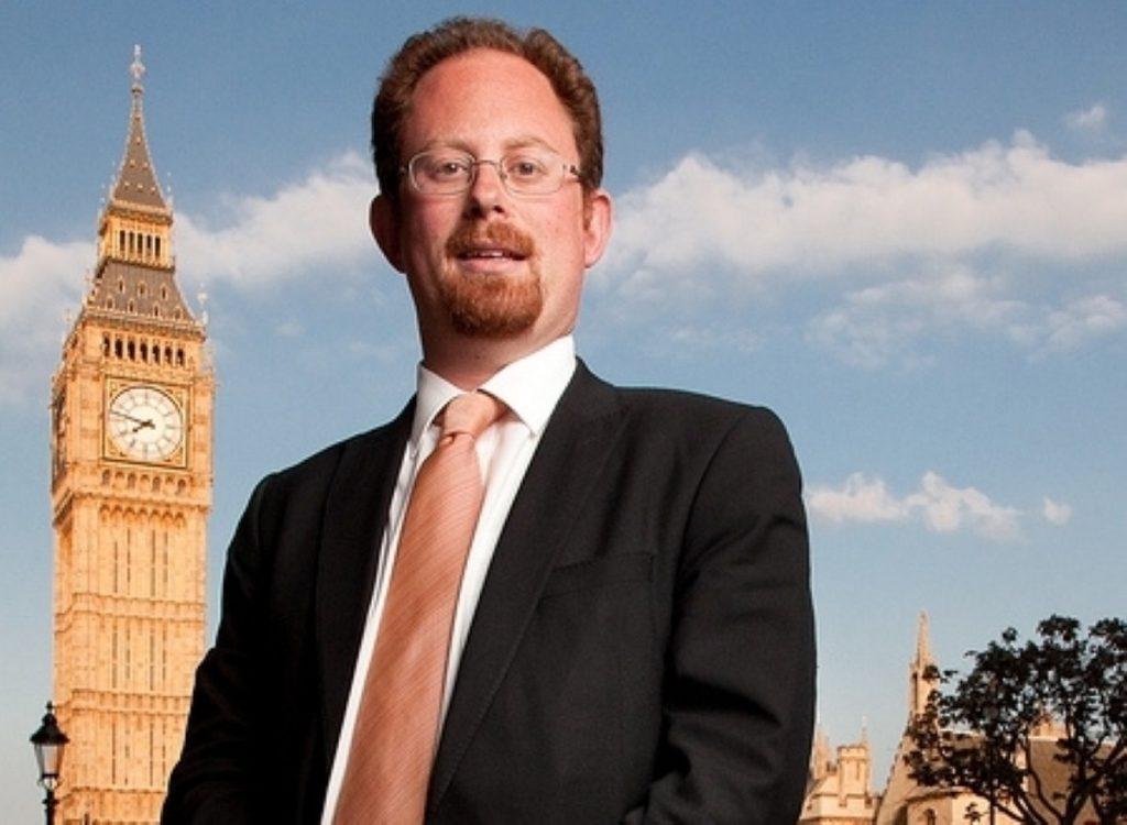 Julian Huppert MP: Photograph (c) Matt Smith Photography