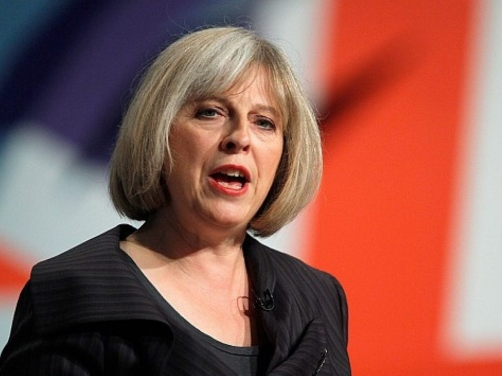 The home secretary could end permanent settlement for refugees entering the UK