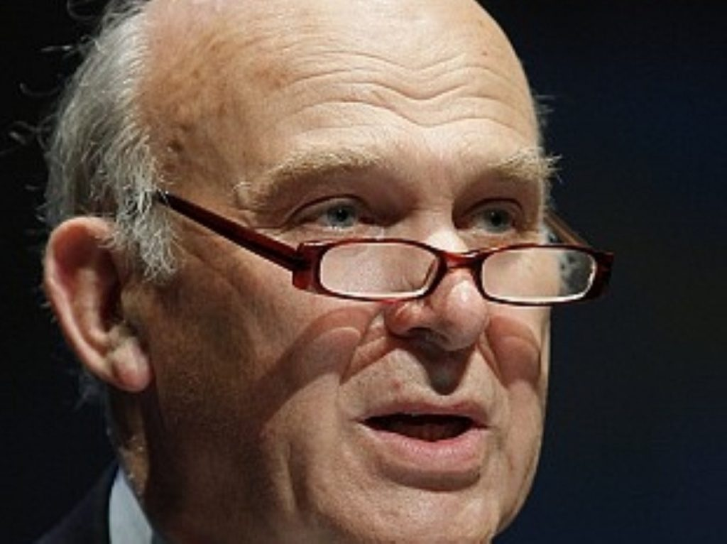 Vince Cable allowed the chemical to be sold, campaigners said
