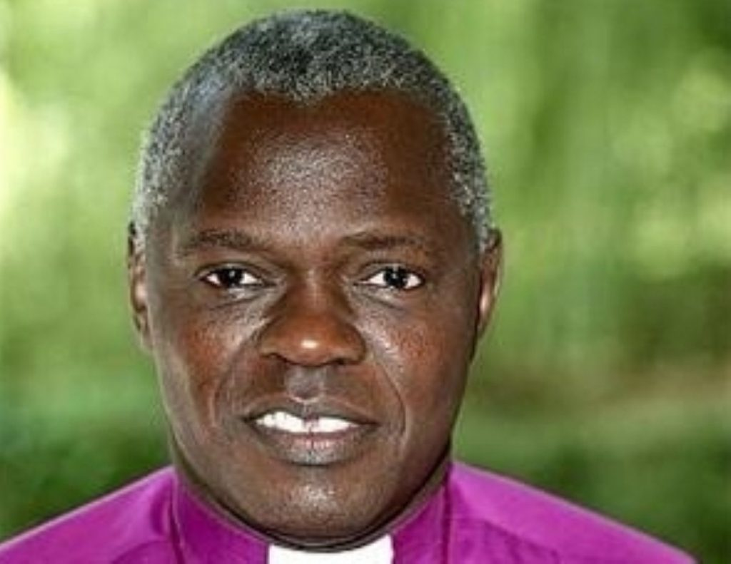 Archbishop of York: The state 'has responsibilities too'