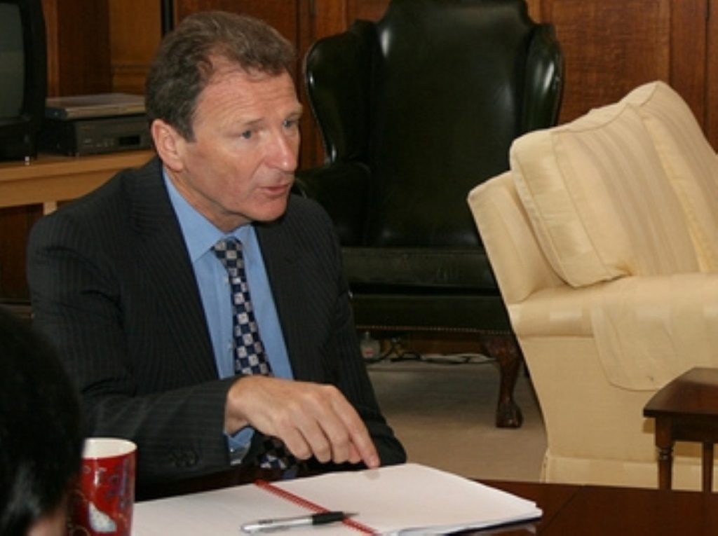 Sir Gus O'Donnell told MPs the Cabinet manual would serve as a guide.