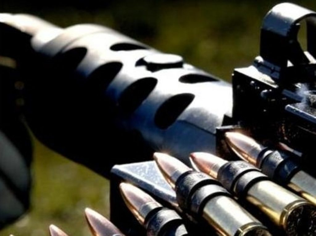 Several arms export licences have been revoked