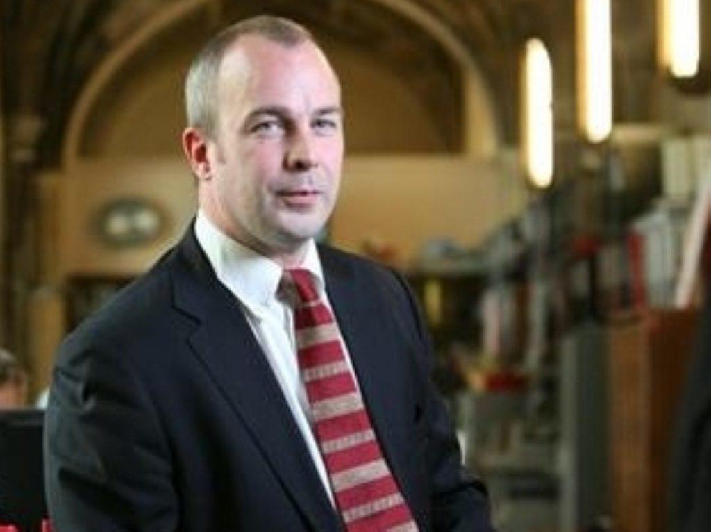 Paul Farrelly called Thursday night his 'John Prescott moment'