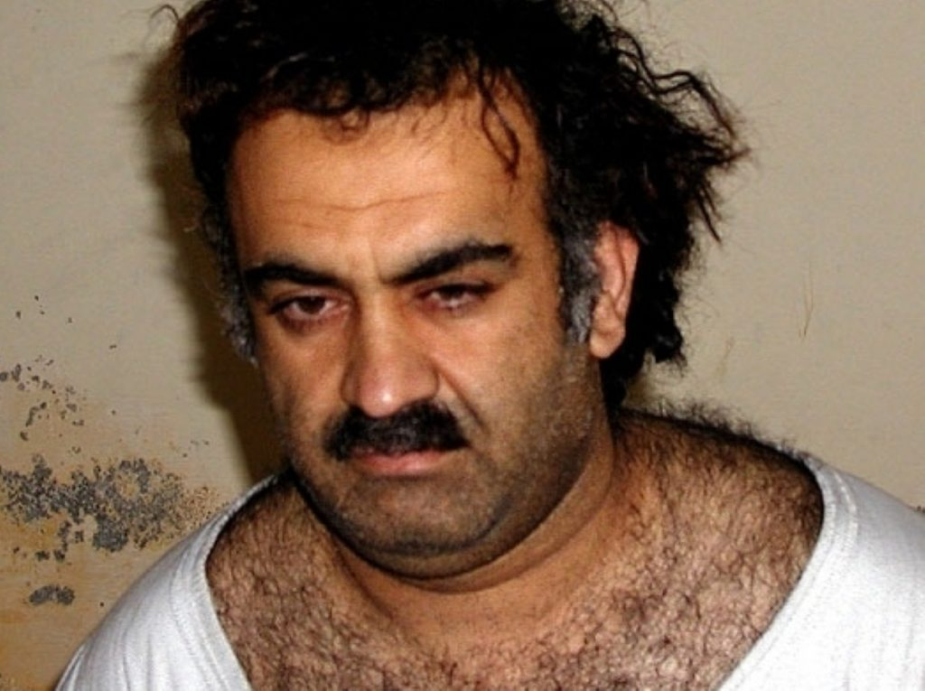 Khalid Sheikh Mohammed was reportedly waterboarded 183 times - but Bush claims doing so saved lives