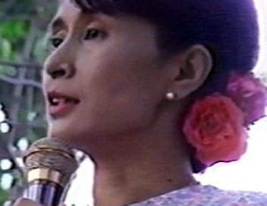 Aung San Suu Kyi has spent 15 of the last 21 years in detention