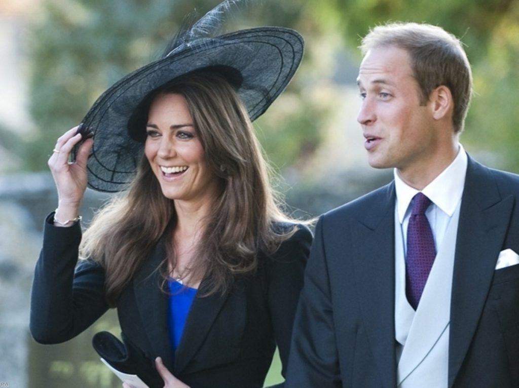 Prince William and Kate Middleton are expected to marry next year