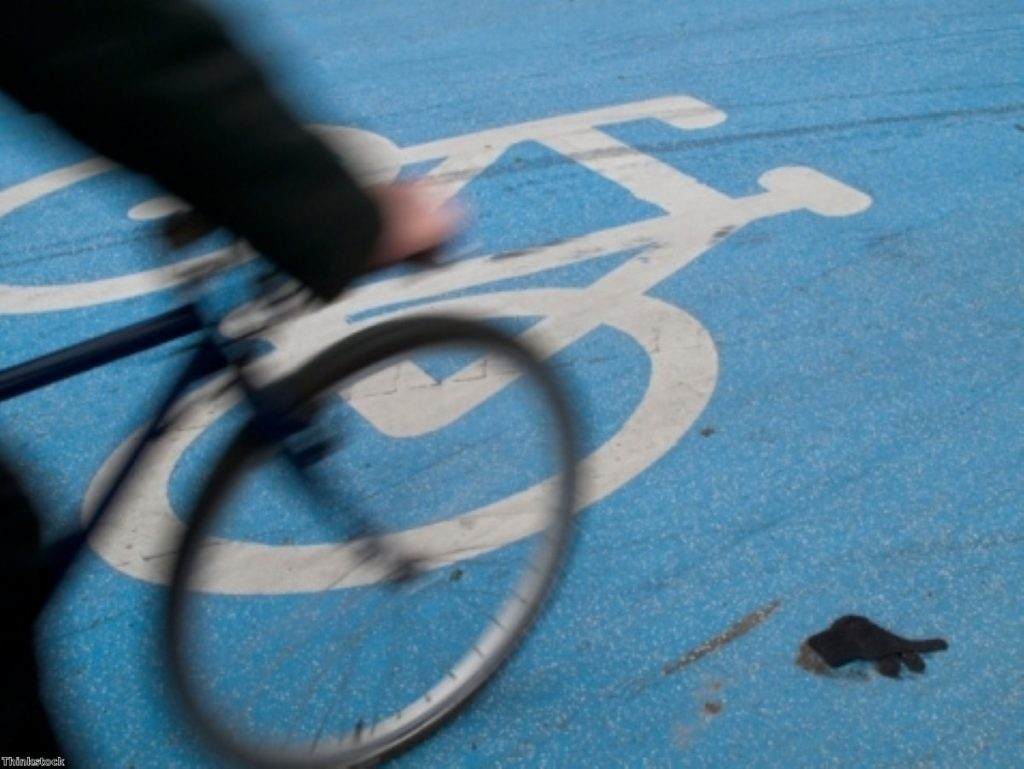 Cycling lanes: Opposition from Transport for London