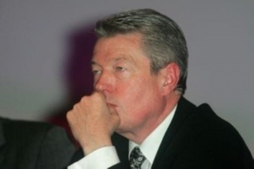 Alan Johnson insists there will be no respite in education reform
