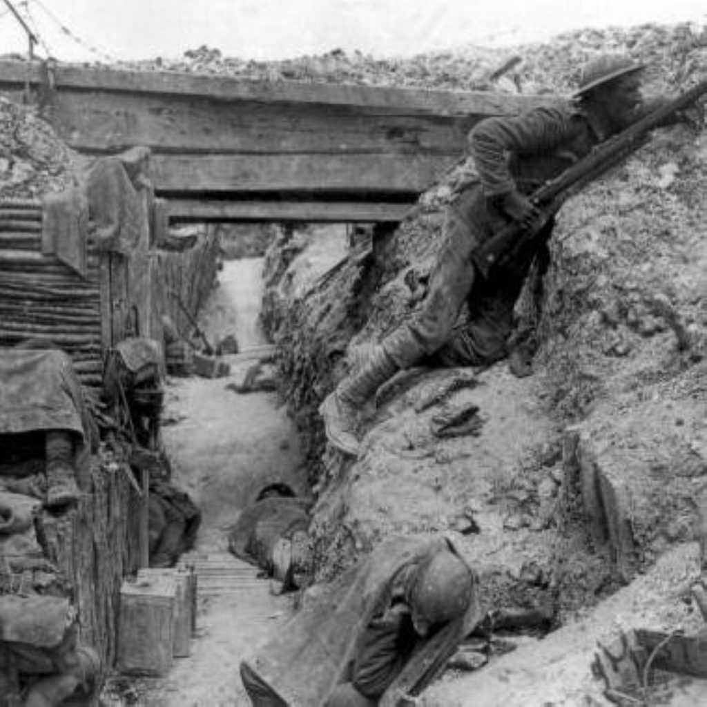 Specific battles like the Somme will be commemorated under current plans