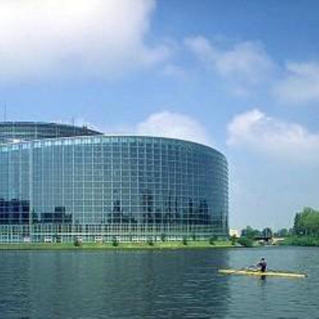 The European parliament demanded ex-MEP Den Dover repay £538,000.