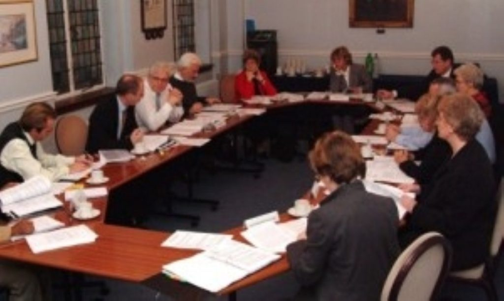 Committee on standards in public life is to publish its report shortly