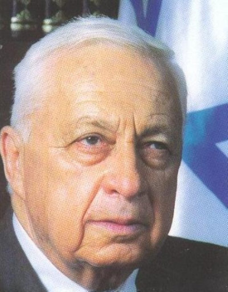 Ariel Sharon has died after suffering heart failure