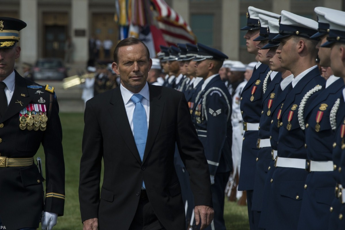 Abbott's proposed role in the trade body has sparked an avalanche of criticisms.