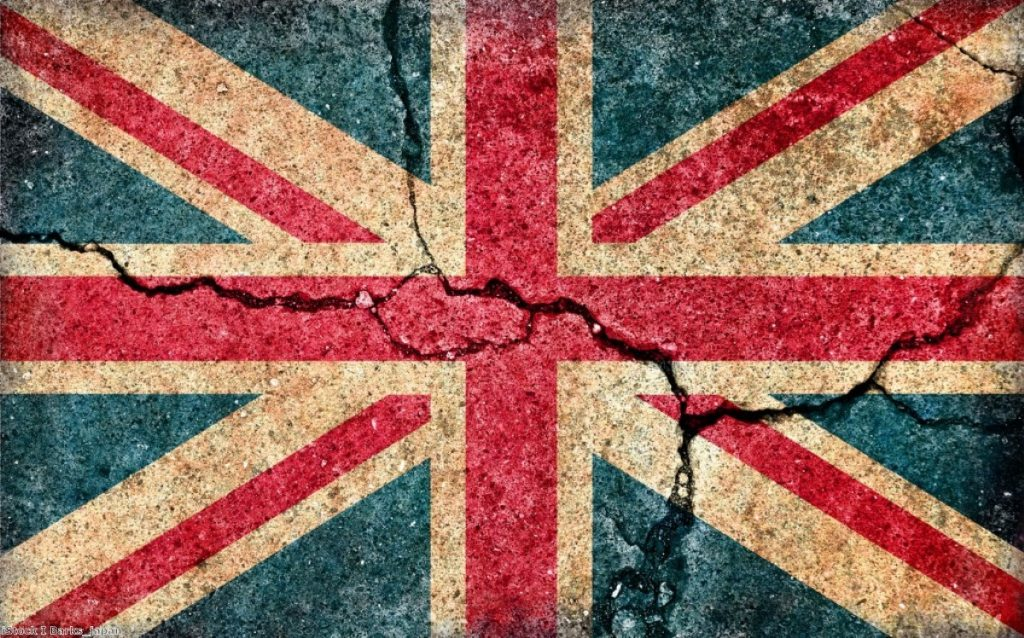 The break-up of the UK is coming - but will it be violent or peaceful?