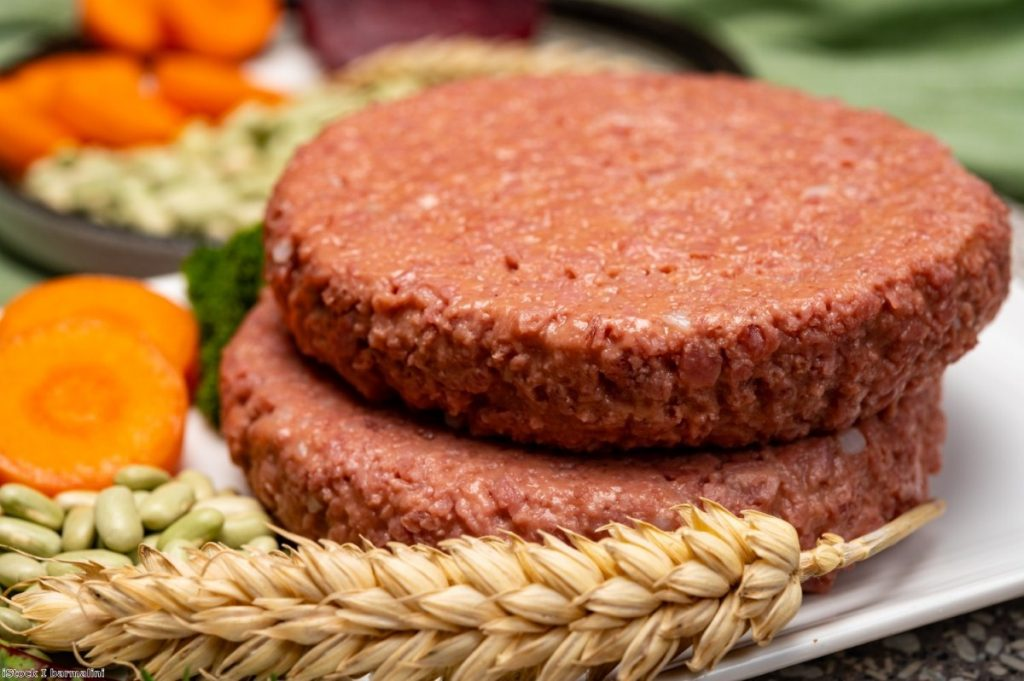 Plant based burgers are becoming increasingly popular, with fast-food chains responding to consumer demand.